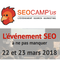 SEOcamp Paris 2018
