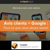 Webinar Trustpilot